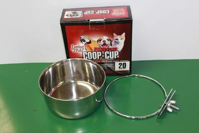 Bolt On Coop Cups - 20 Oz