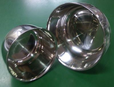 Stainless Steel Replacement Cups- 10 oz.