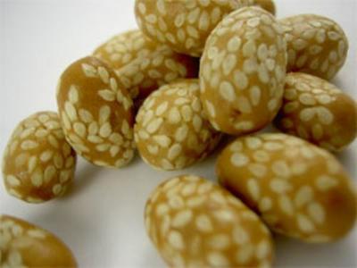 Sesame Treat Balls