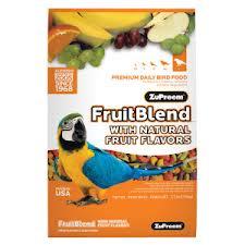 Fruit Blend- Large Parrots
