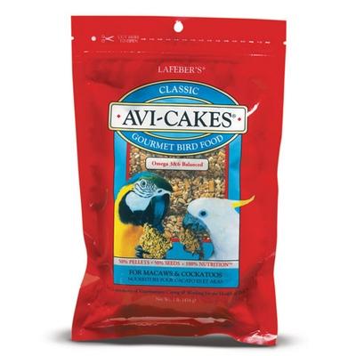 Avi-Cakes for Macaws & Cockatoos