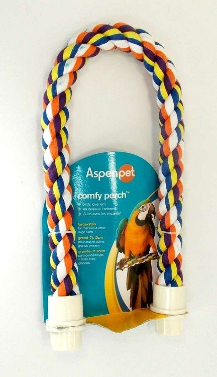 Comfy Perch - Bendable Rope Perches Large 28""