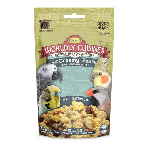 Higgins Worldly Cuisines- Creamy Zen with Long Grain Rice