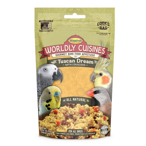 Higgins Worldly Cuisines- Tuscan Dream with Couscous