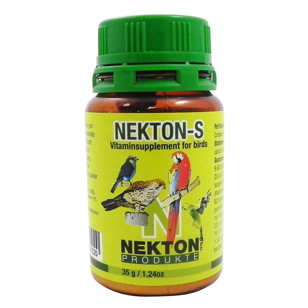 Nekton S Vitamins: 35 g.