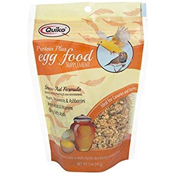 Quiko Protein Plus Egg Food