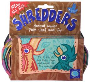 Rainbow Shredders- Large