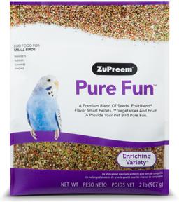 Zupreem Pure Fun- Small