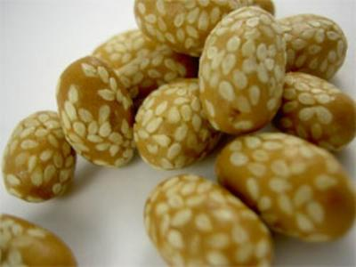 Sesame Treat Balls