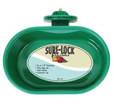 Sure Lock Crock - 10 Oz
