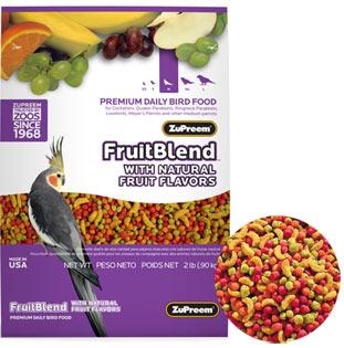 Fruit Blend- Cockatiel