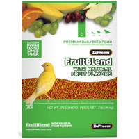 Zupreem Fruit Blend- Canaries & Finches
