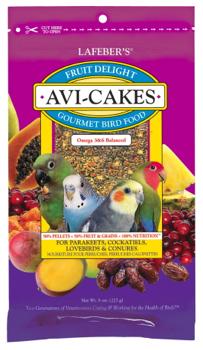 Fruit Delight Avi-Cakes