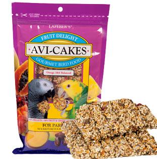 Avi-Cakes Fruit Delight for Parrots