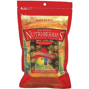 El Paso Nutri-Berries for Parrots