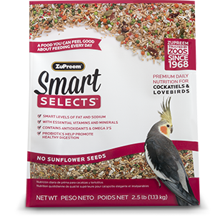 Smart Selects - Cockatiel