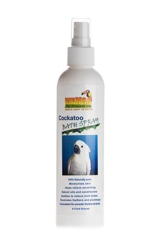 Mango Bath Spray: Cockatoo