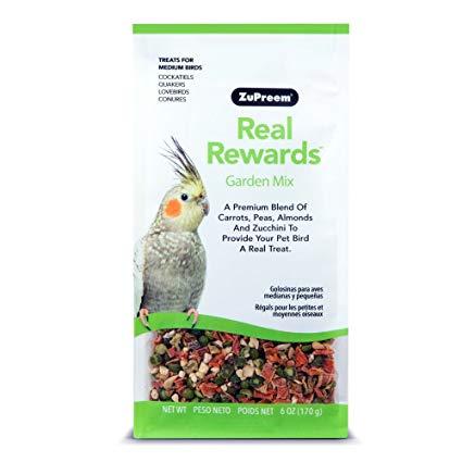 ZuPreem Real Rewards: Garden Mix