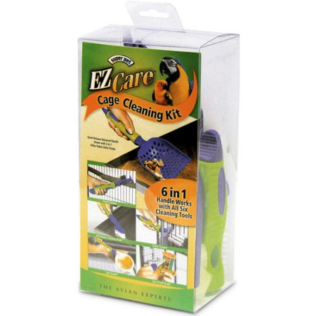 EZ Care: Cage Cleaning Kit