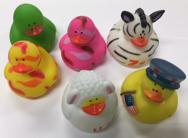 Large Rubber Ducks
