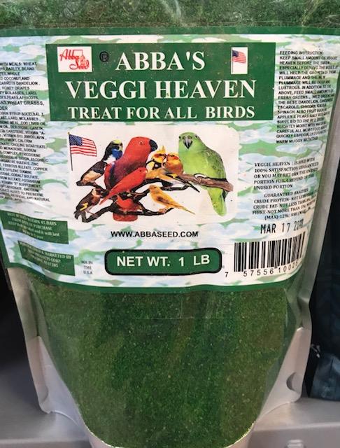 Abba's Veggi Heaven