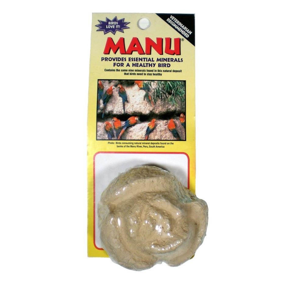 Manu Mineral Block Natural: Mini