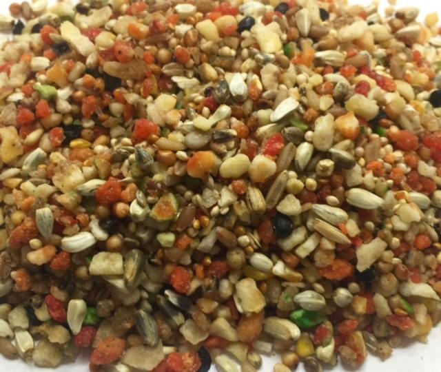 Medium Fruit & Nut Blend