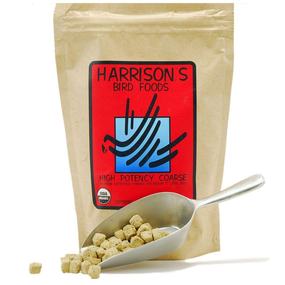 Harrison's High Potency Coarse 1 lb.