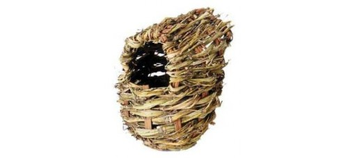 Covered Nest, Twig- Small