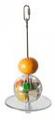 Hanging Buffet Ball w/Skewer