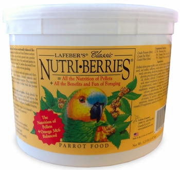 Classic Nutri-Berries 3 lb. for Parrots