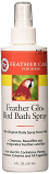Feather Glo Bird Bath Spray 8 FL OZ