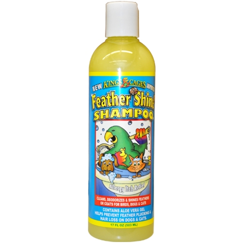 Feather Shine Shampoo