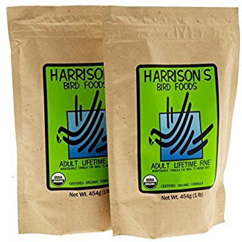 Harrison's Pellet - Adult Lifetime Fine 1 LB