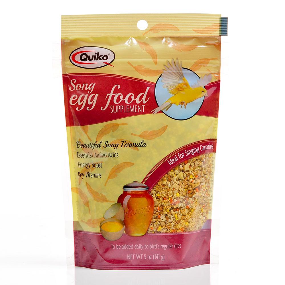 Quiko Song Egg Food