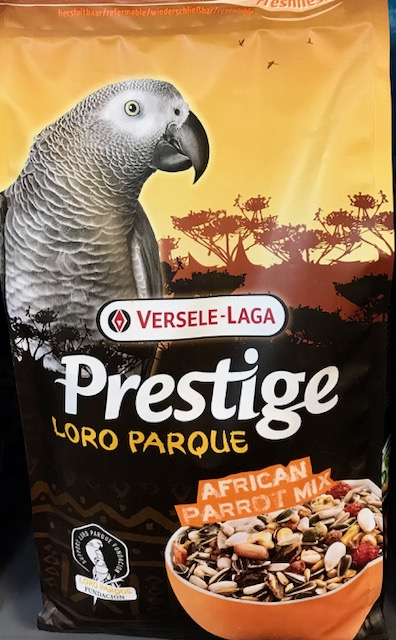 Prestige African Parrot Mix  5.5 lbs