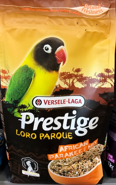Prestige African Parakeet Mix  2.2 lbs